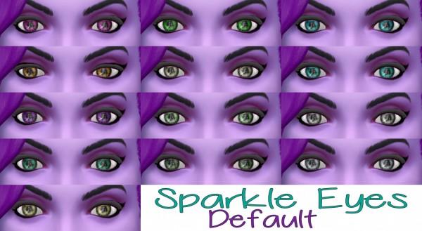 Stars Sugary Pixels: Sparkle Eyes