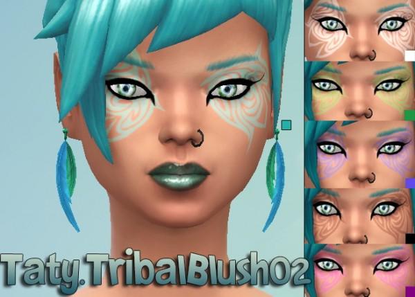 Taty: Tribal Blush 02