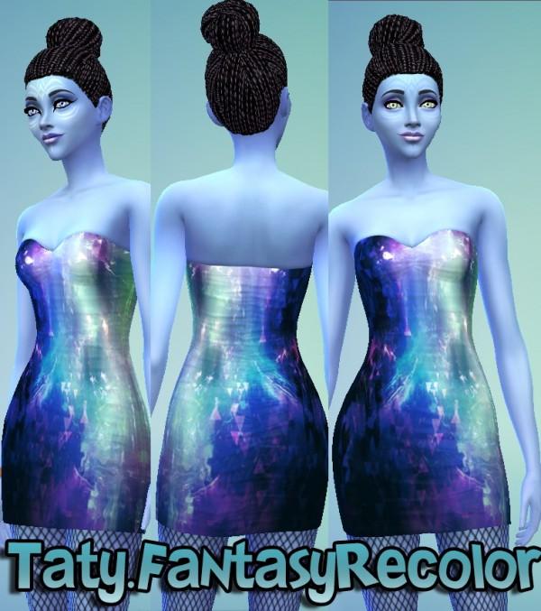 Taty: Fantasy dress