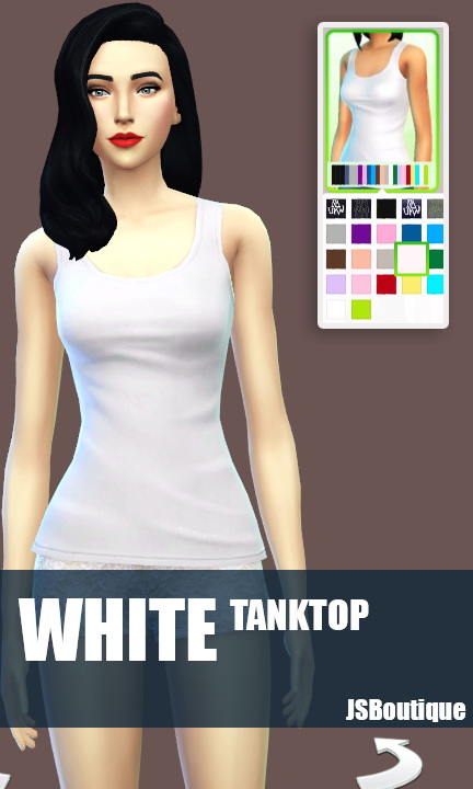 JS Boutique: White set clothing