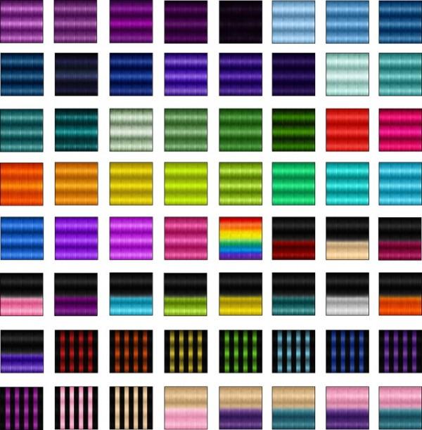 Jenni Sims: 369 hair textures