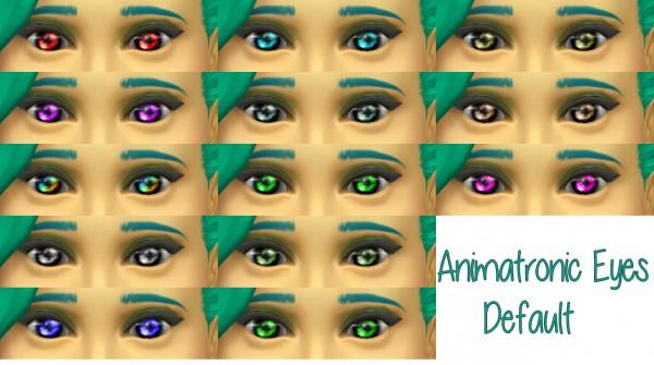 Stars Sugary Pixels: Animatronic Eyes