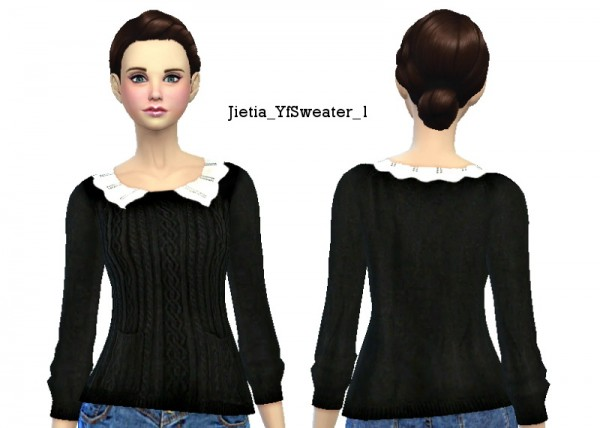 Jietia Creations: Sweater
