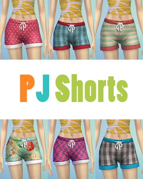 JS Boutique: Pijamas Shorts