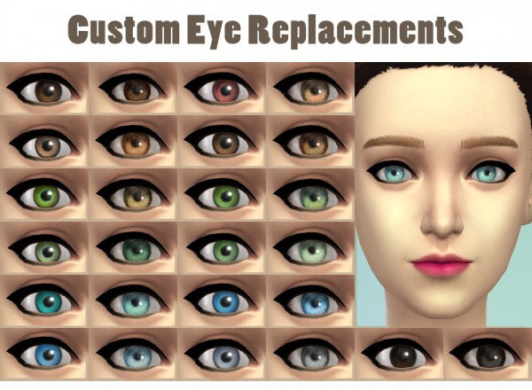 JS Boutique: Custom Eye Replacements