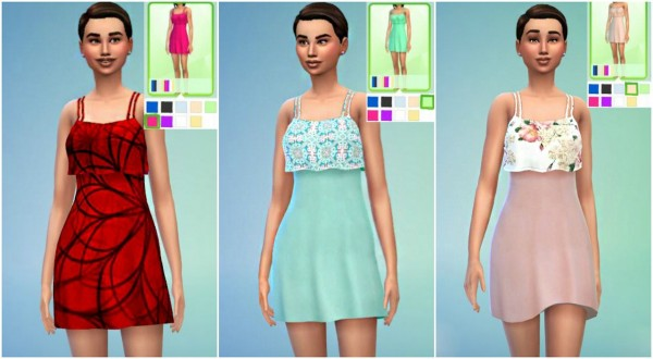 Welcome: Floral dresses