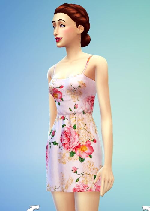 JS Boutique: Rose dress