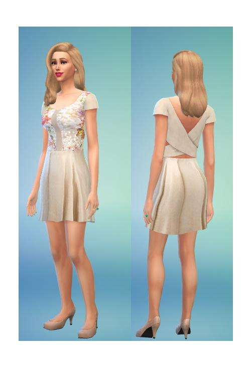 In a bad romance: Diana dress