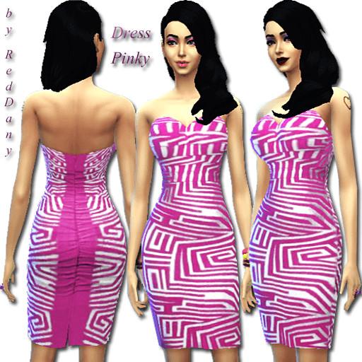 Dany`s Blog: Pinky Dress
