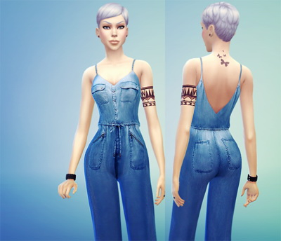 MissFortuneSims: 8 outfits