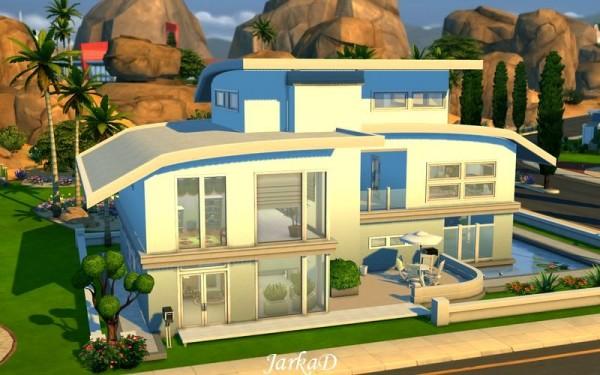 JarkaD Sims 4: Villa Adelaide