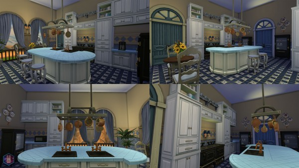 Mod The Sims: Villa Capra An Italian Masterpiece by Amichan619