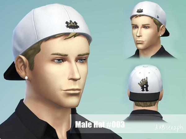 The Sims Resource: Baseball Backwards Set by Dx8seraph