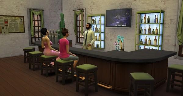 Ihelen Sims: Agava Club by Dolkin