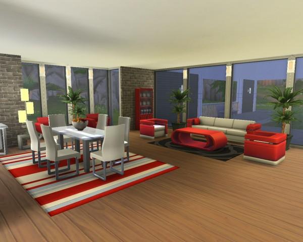 Mod The Sims: Modern Vista by Hannes16
