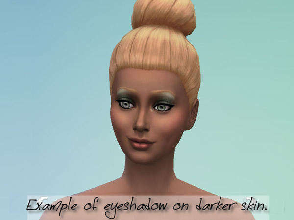 The Sims Resource: Smashbox Diva Eyeshadow by Fortunecookie1