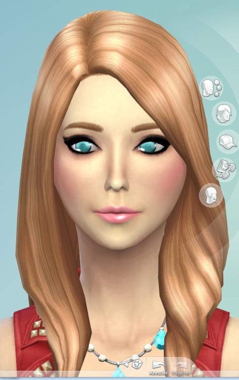 Darkiie Sims 4: Manga eyes • Sims 4 Downloads