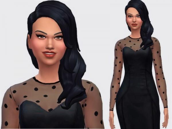 Sims 3 Addictions: Evelyn Benet female sims model