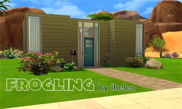 Ihelen Sims: Frogling by ihelen