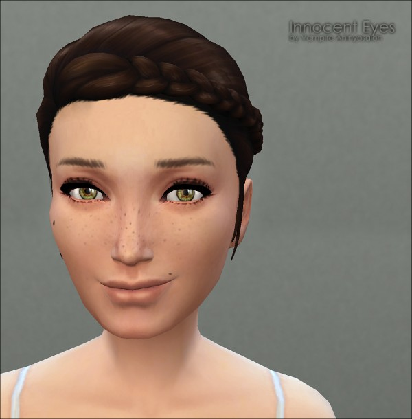 Mod The Sims: Innocent Eyes by  Vampire aninyosaloh