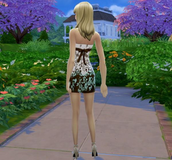 Ladesire Creative Corner: Anna Maria Dress