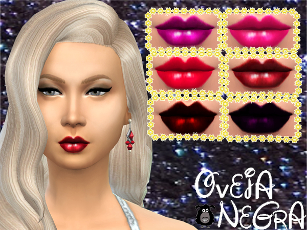 The Sims Resource: Intense Gloss by Oveja Negra