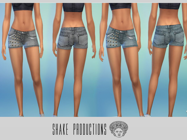 The Sims Resource: Jeans set by ShakeProductions