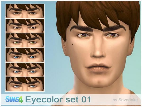 Sims by Severinka: Eyecolor 01