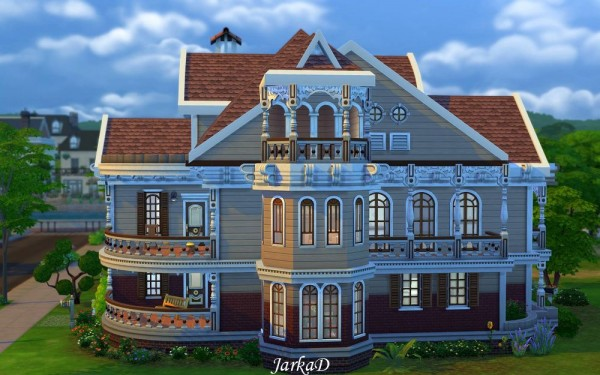 Jarkad Sims 4 Family House No 2 Sims 4 Downloads