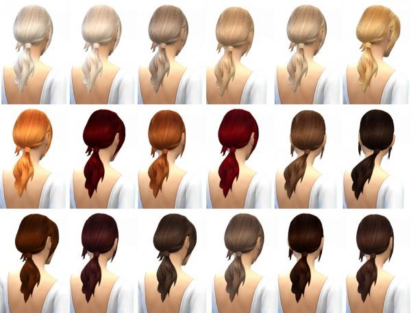 Miss Paraply: Hair retextured 400 followers gift