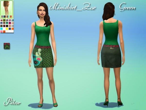 SimControl: Mini Skirt