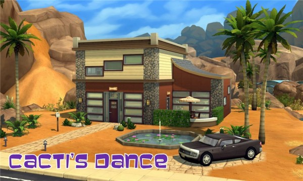 Ihelen Sims: Cactis dance by ihelen