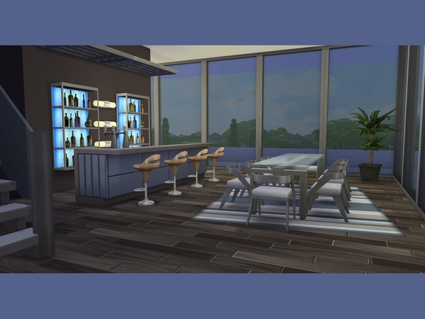 The Sims Resource: Floating Home by Luuri
