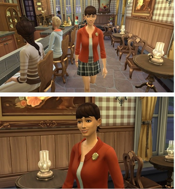 Ihelen Sims: Amelie by Dolkin