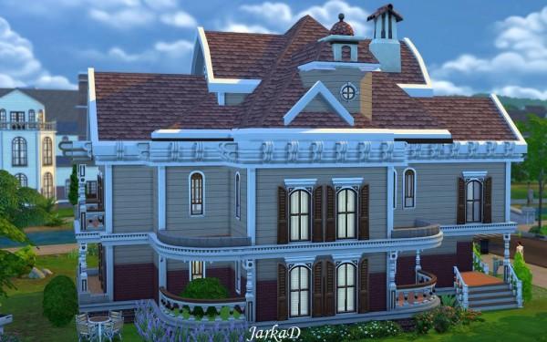 JarkaD Sims 4: Family House No 2