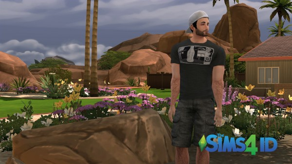 The Sims 4 ID: T shirts
