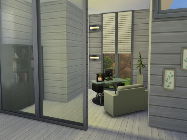 The Sims Resource: Modern Pearl by Suzz86