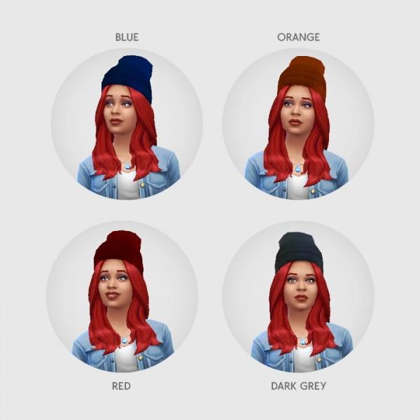 Lumia Lover Sims: Baggy Beanies