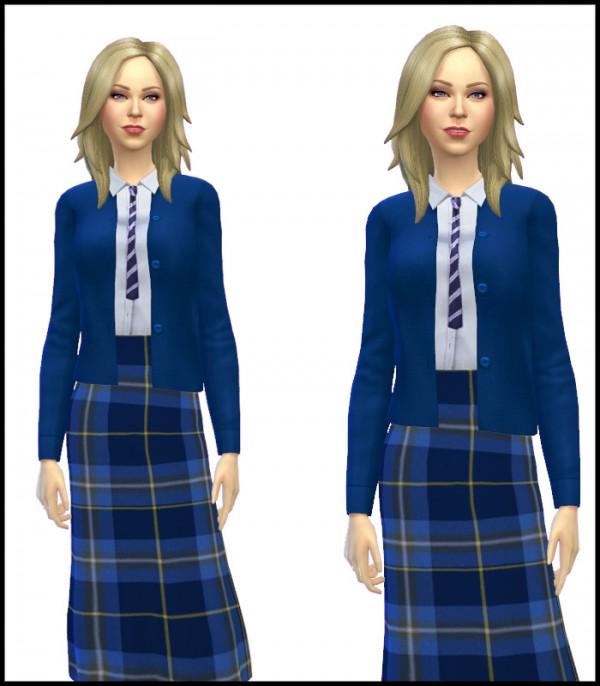 Simista: School Uniform