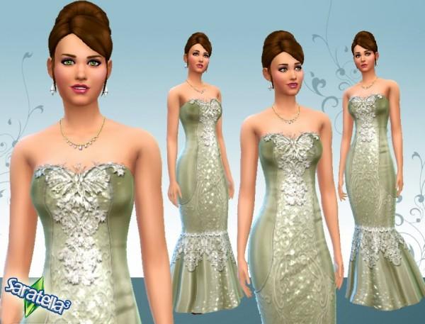 Saratella`s Place: Precious Bride dress