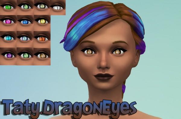 Taty: Futures eyes an DRagon eyes non default