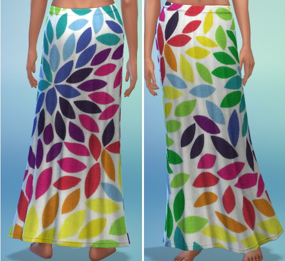 The simsperience: 10 Maxi Skirts