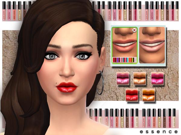 The Sims Resource: Wonder Gloss by Simseviyo
