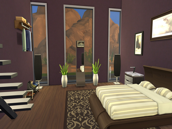 The Sims Resource: Aldora residential lot by MrDemeulemeester