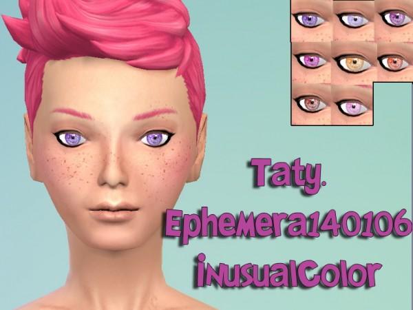 Taty: Ephemera eyes colors