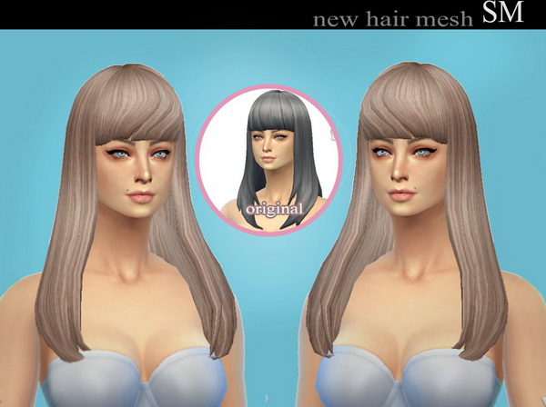 Simmaniacos: New hair mesh