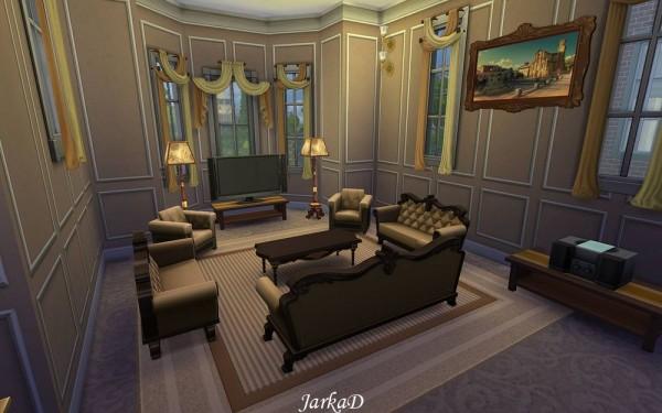Jarkad Sims 4 Colette Castle Sims 4 Downloads