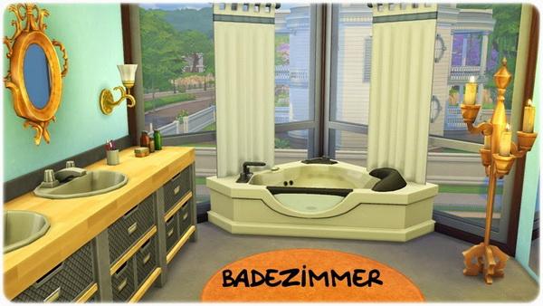 Annett`s Sims 4 Welt: Villa Buster