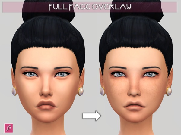 The Sims Resource: Face Mask N02 by Alexandra Sine
