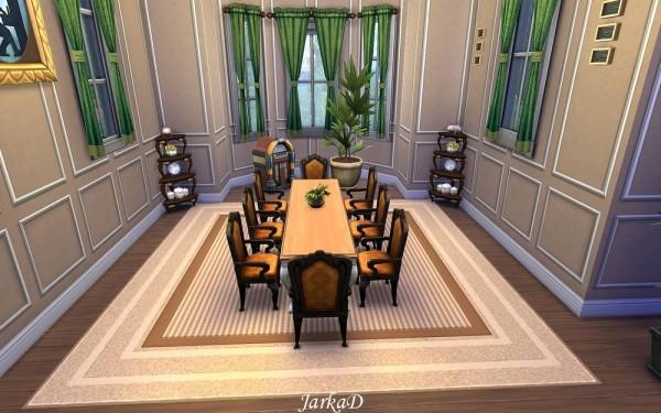 JarkaD Sims 4: Colette Castle